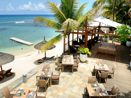 Recif Attitude Beach View - Mauritius