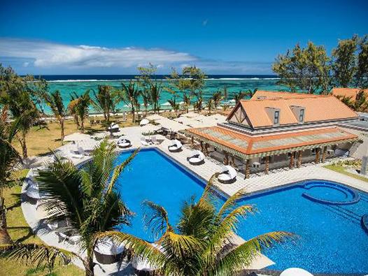Maritim crystals beach hotel - pool